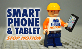 Smartphone & Tablet Stop Motion